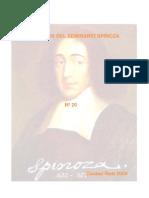 Cuadernos Del Seminario Sobre Spinoza