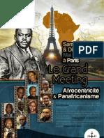 Afrocentricity International - Grand Meeting de L'afrocentricité Et Du Panafricanisme