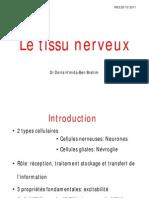 Le tissu nerveux [Mode de compatibilité]