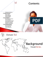 ForumTel Overview1