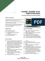DS1000 DataSheet