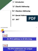 Chap 05 Network Layer