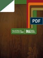 IPAM - Relatório de Atividades 2009