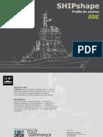 SHIPshape Catalogo 2012