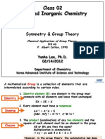 2012 Spring AIC 03 Group Theory 2 Web