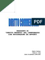 Campobasso Diritto Commerciale Fino Al Capitolo 7