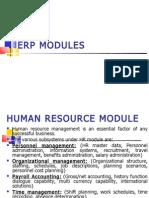 Chapter 5 Erp Modules-hr