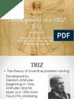 A TRIZ Based Design Creativity Portal