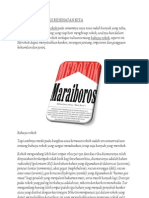 Bahaya Rokok Dan Asal Rokok Kretek