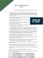 EJERCICIOS DE MATEMÁTICA FINANCIERA Taller 1