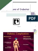 Komplikasi Diabetes Pleno