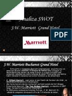 Analiza SWOT - Marriott
