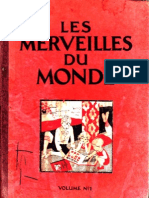 Merveilles Du Monde Vol1