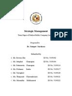 Pruksa Term Paper Updated 3 April 2010