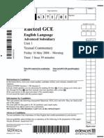 6371-01 English Language
