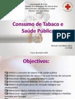 Consumo Do Tabaco