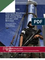 Security Progress Report