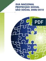 Estratégia Nacional para a Protecção Social e Inclusão Social 2208_2010