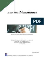 Les Math%C3%A9matiques Bibliographie Adultes