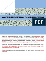 Waterproofing 001