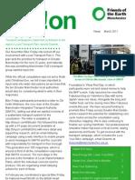 MFoE Newsletter February 2011
