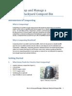 Composting Instruction Set