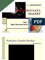 FisDas Medan dan Gaya Magnet