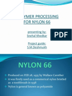 Actual Nylon66 Ppt - Copy