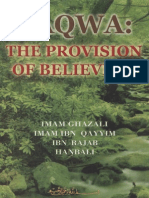 En Taqwa the Provision of Believers