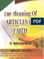 En the Articles of Faith