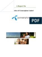 HRM Practices of GP
