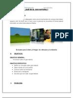 Gas Natural Informe