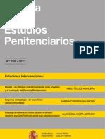 REVISTA DERECHO PENITENCIARIO 255-2011
