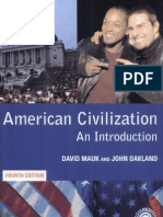 David Mauk & John Oakland- American Civilization. an Introduction (Fourth Edition)