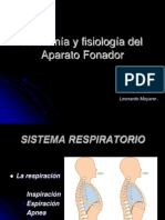 Anatomia y Fisiologia Del Aparato Fonador