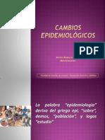 Clase 3.Cambios Epidemiológicos