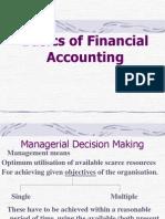 Basics of Financial Accounting