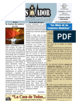 """2012-04-22 """"El CONQUISTADOR"""", una publicación de la LA CASA DE TODOS"""