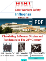 Health Care Workers Safety in Influenza