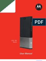 CPEi 750 User Manual