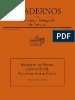 Revista Navarra Brujas en Pirineos
