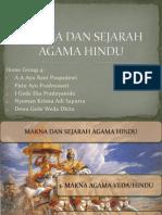 Makna Dan Sejarah Agama Hindu