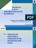 Metodología para evaluar la seguridad estructural en edificios