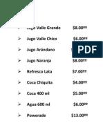 Jugo Valle Grande