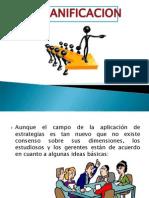 diapositivas de planificacion