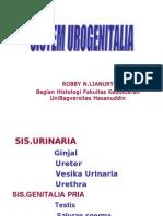 Sistem Urogenital Reguler