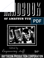 Raytheon 1938 Handbook of Amateur Tube Uses