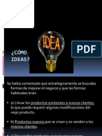Como Buscar y Encontrar Ideas
