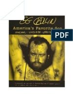 America's Favorite Son - GG Allin Autobiography