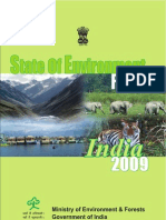 Indian Enviromental Report '09